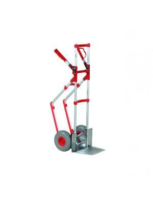 Aluminiumkärra A 106, 250 kg.