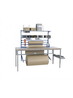 Packbordsset för arbetsbord (Passar endast för 74304)