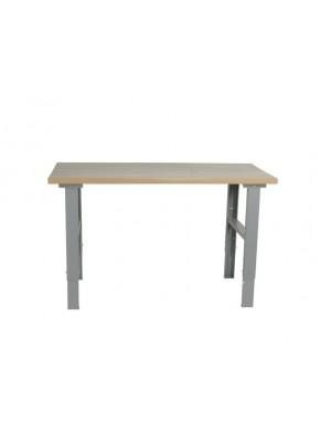 Arbetsbord 2000mm med Stålskiva